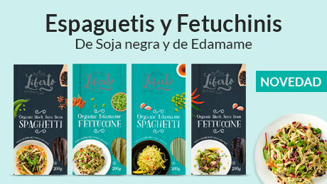 Febrero -  Espaguetis y fetichinis Liberto