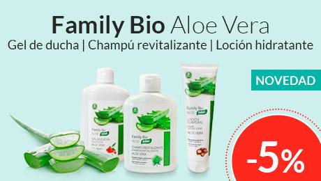 Marzo - Famili Bio Aloe Vera Santiveri