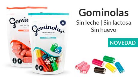 Marzo - Gominolas sin lactosa