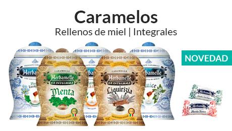 Enero - Nuevos caramelos Herbamelle