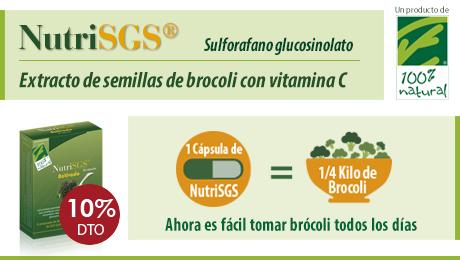 Marzo - NitriSGS 100% Natural