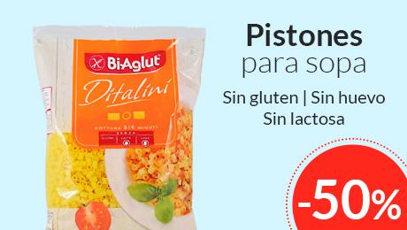 Super oferta- Pistones biaglut