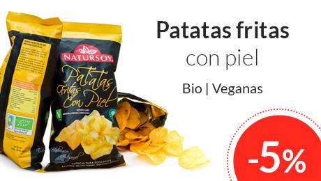 Enero - Patatas fritas con piel