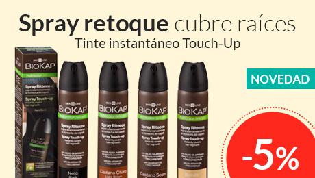 Diciembre - Spray retoque Biokap