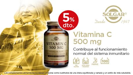 Marzo - Vitamina C Solgar