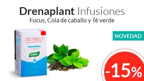 Marzo - Drenaplant infusiones Santiveri