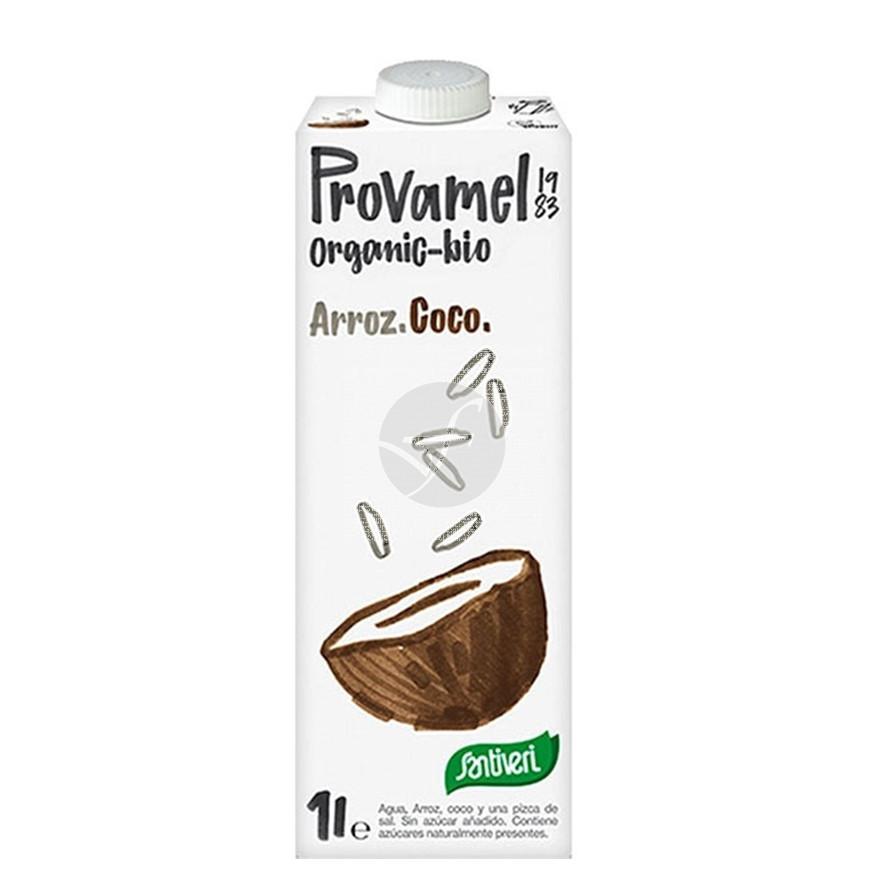 Bebida Vegetal Arroz y Coco Bio 1L Provamel Santiveri