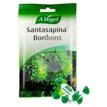 Caramelos Tos Santasapina Bonbons 100Gr A Vogel