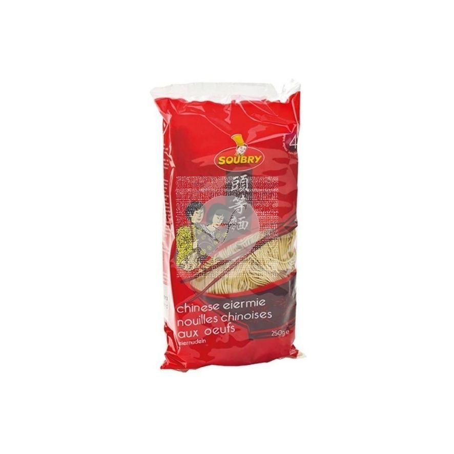 Fideos Chinos Trigo huevo Soubry