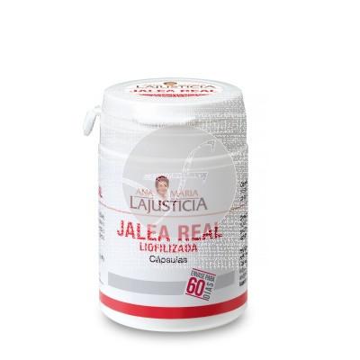 Jalea Real Liofilizada 60 capsulas Ana Maria Lajusticia