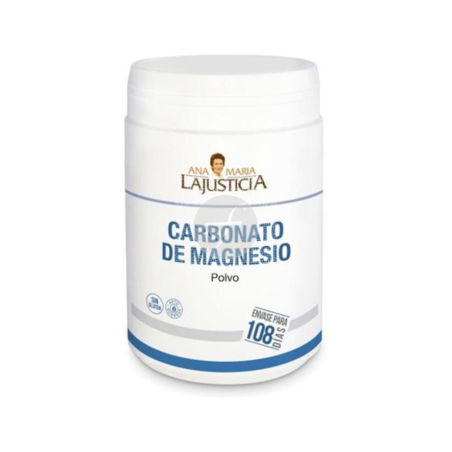 Carbonato De Magnesio En polvo 130Gr Ana Maria Lajusticia