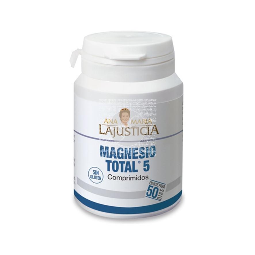 Magnesio Total 5  Ana Maria Lajusticia