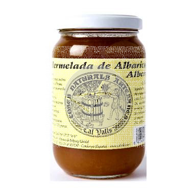 Mermelada De Albaricoque sin Azucar Plant Salud Cal Valls