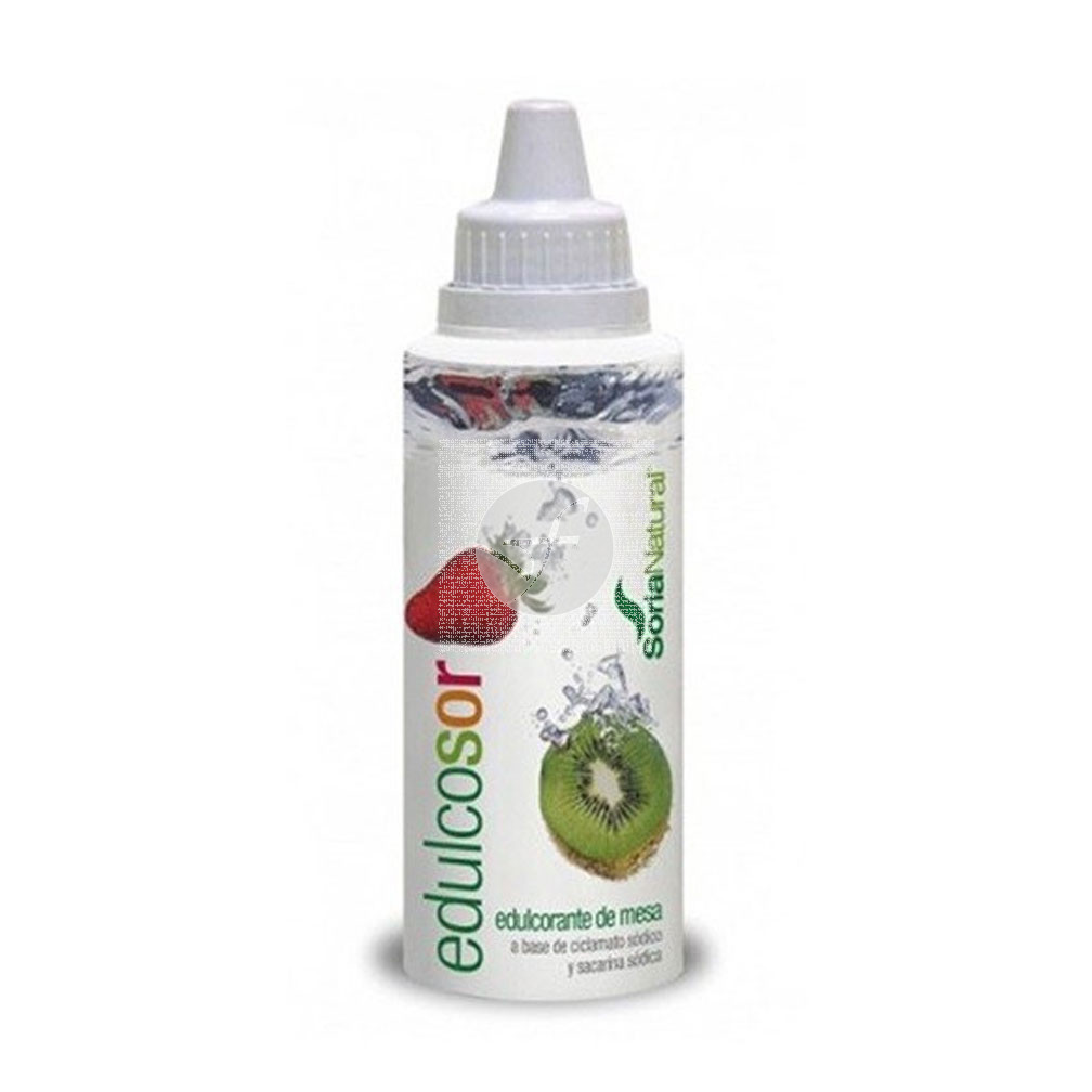 Edulcosor Liquido 100ml Soria Natural