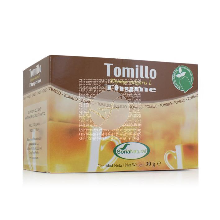 Tomillo Infusión 20U Soria Natural