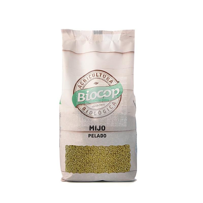 Mijo Grano Pelado Bio 500Gr Biocop