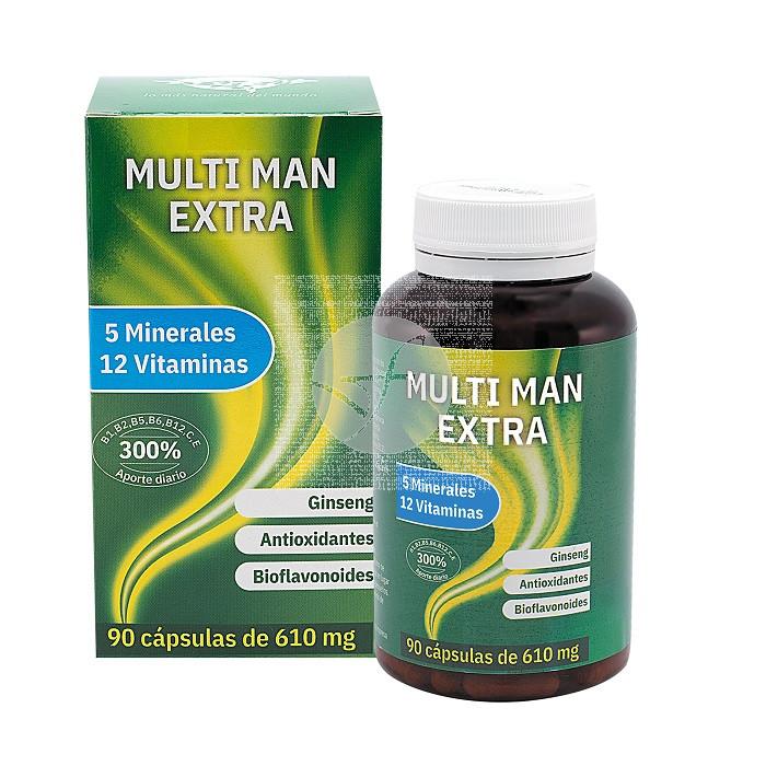 Multi Man Extra capsulas Ultravit