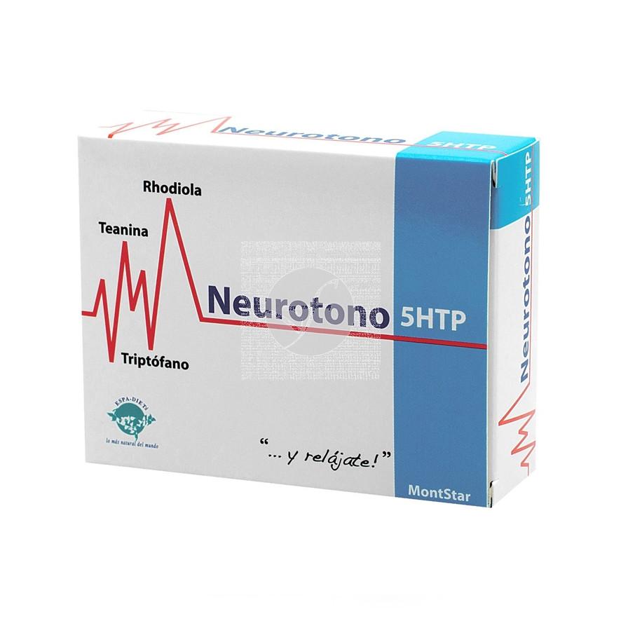 Neurotono 5Htp Ansiedad Mont-Star