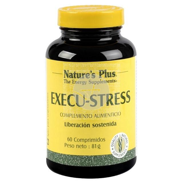 Execu Stress 60comprimidos Nature'S Plus