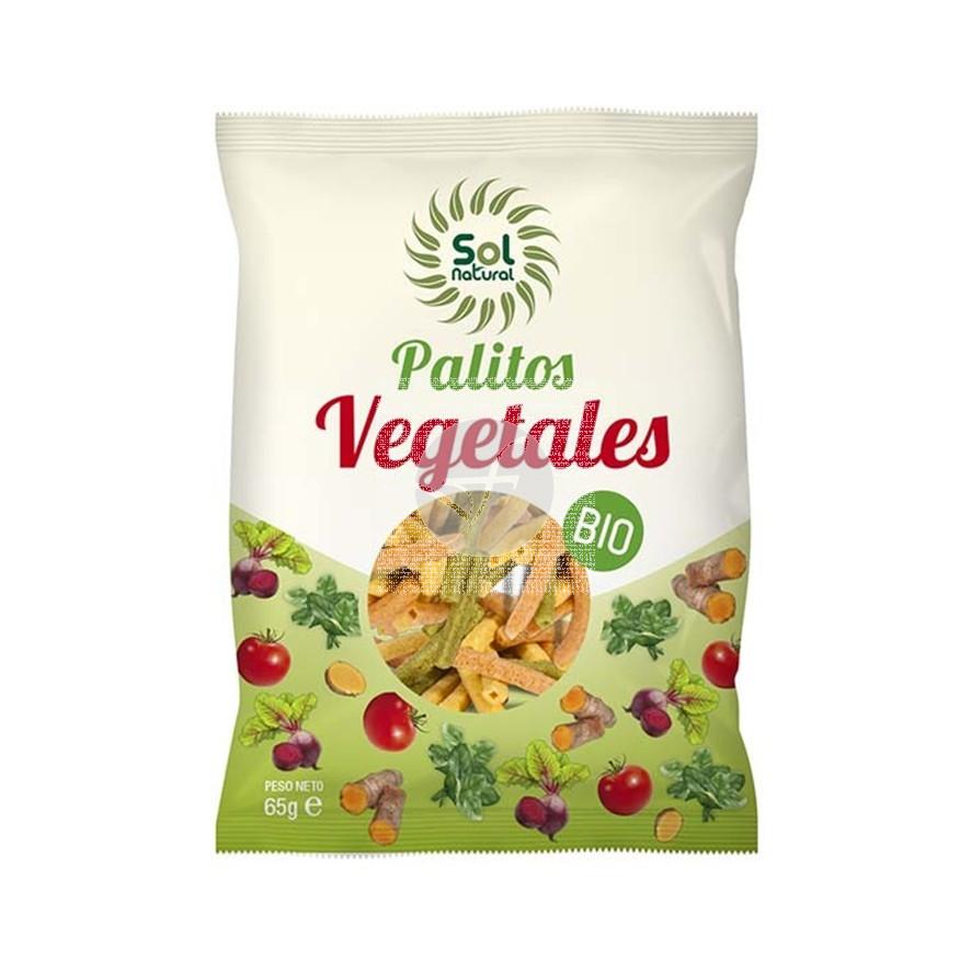 Palitos Vegetales Bio Solnatural