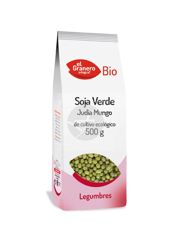 Soja verde Granero integral
