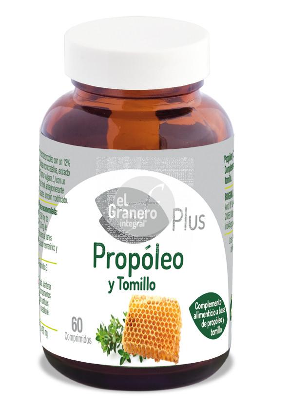 Propoleo y Tomillo Granero integral
