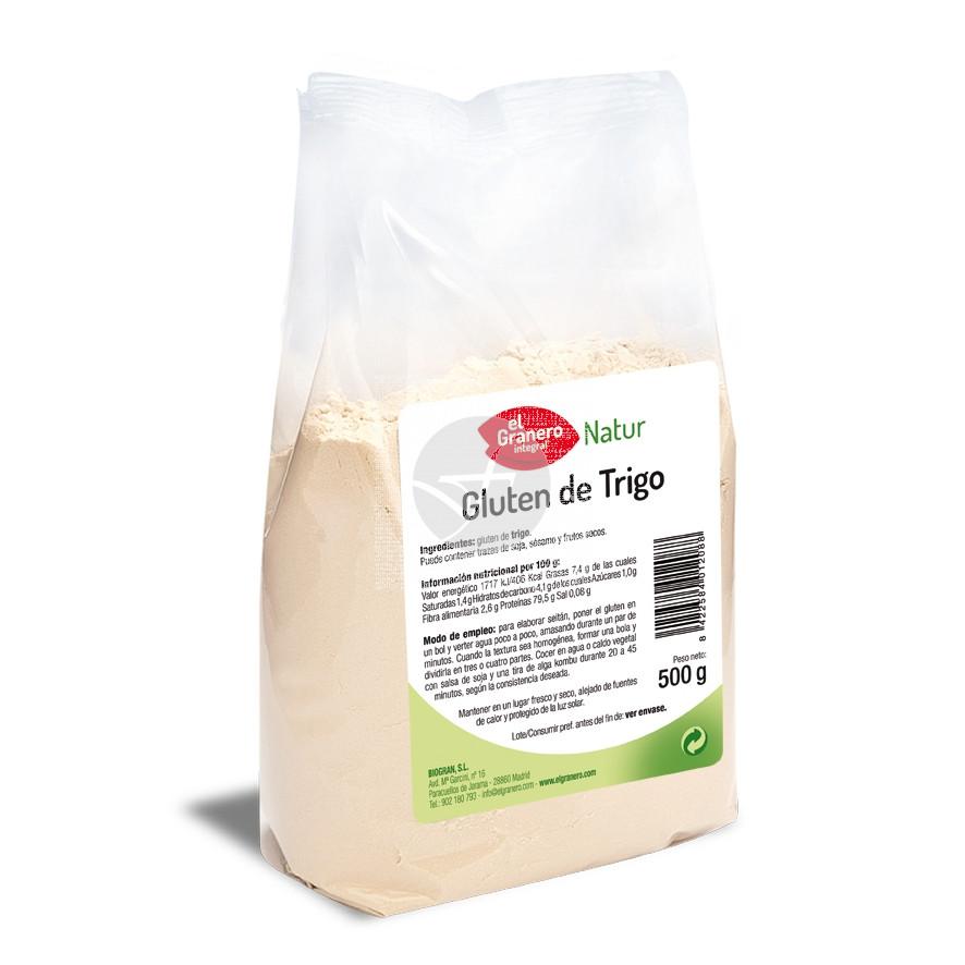 Gluten De Trigo Granero integral