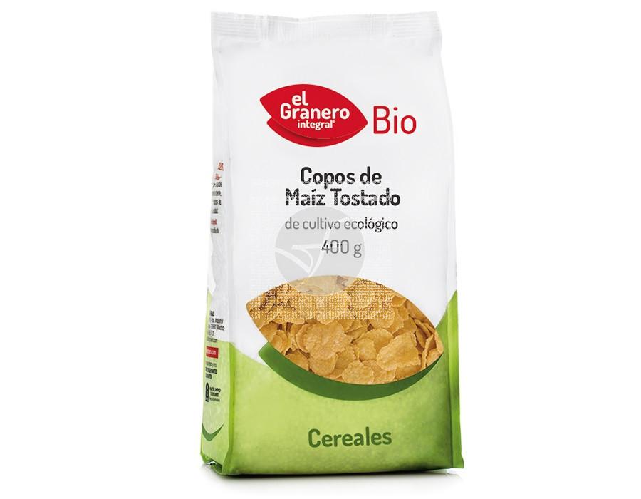 Copos De Maiz Tostados Bio Granero integral