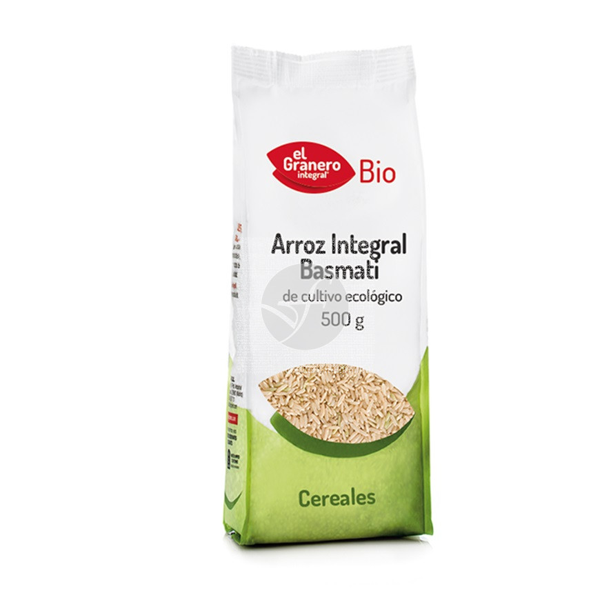 Arroz Basmati integral Bio Granero Integral