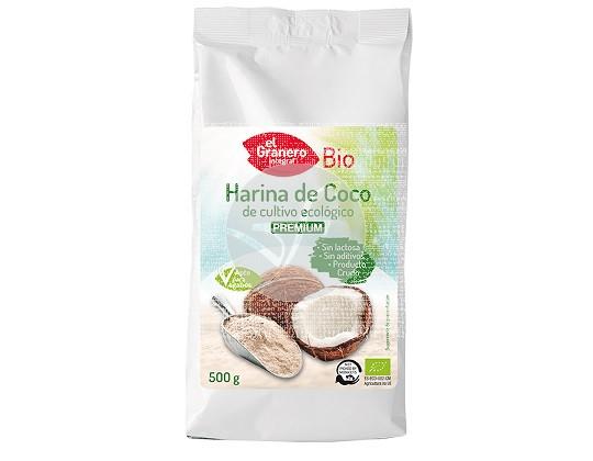 Harina De Coco Bio Granero integral