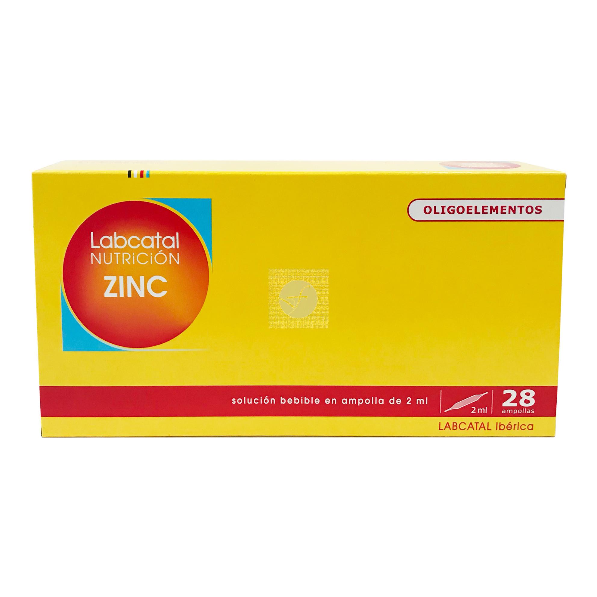 Labcatal 18 Zinc