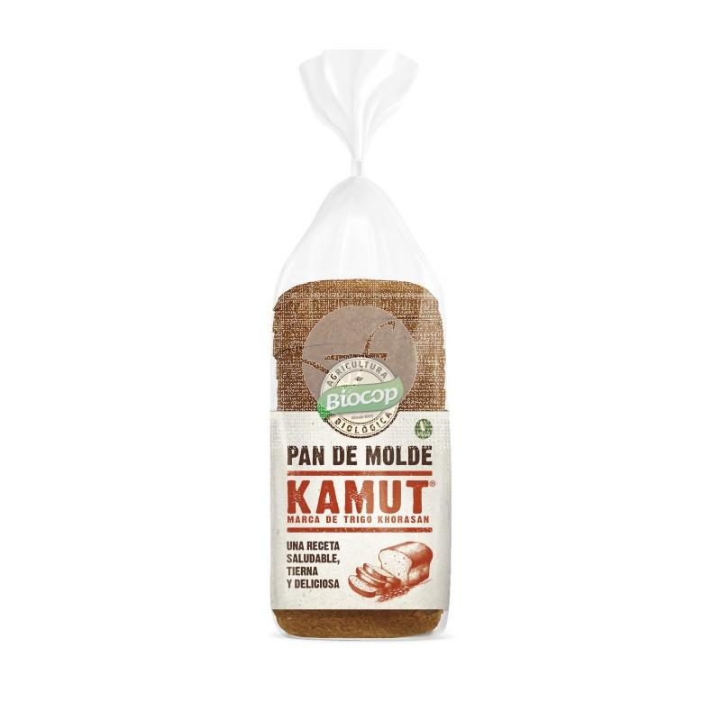 Pan De MolDe Kamut Blando Biocop