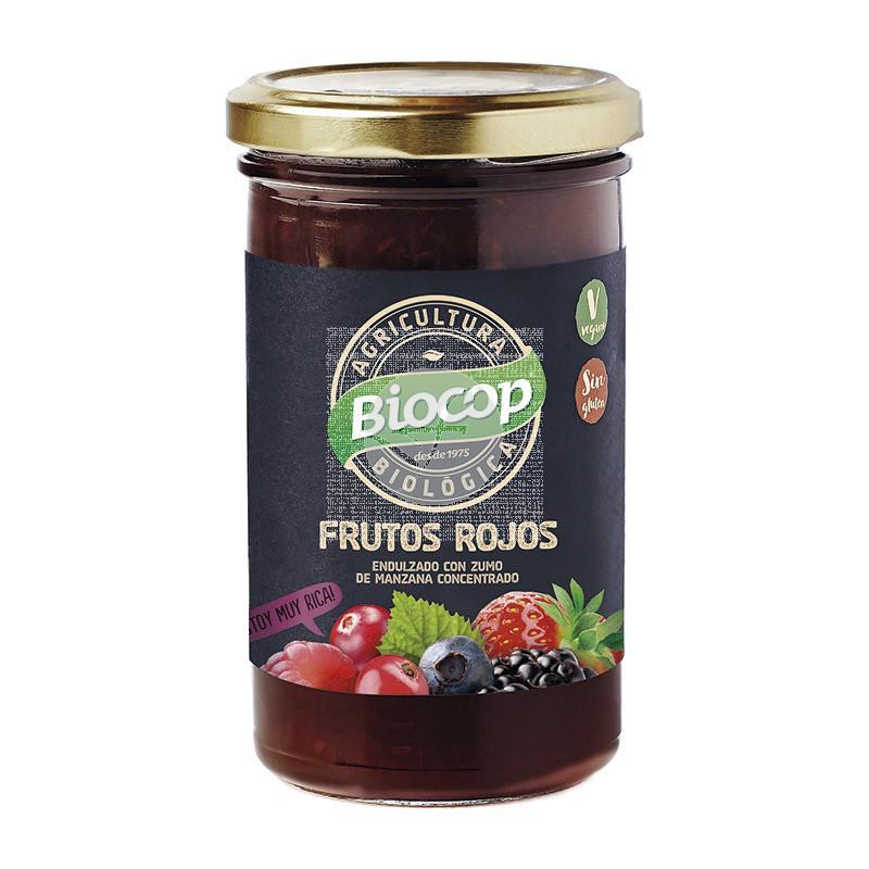 Compota de Frutos Rojos Bio 280Gr Biocop