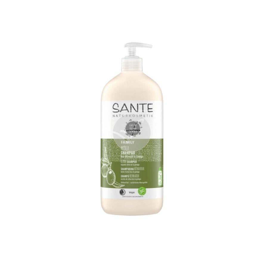 Champú Tratante Ginkgo Bio y Oliva 950ml Sante