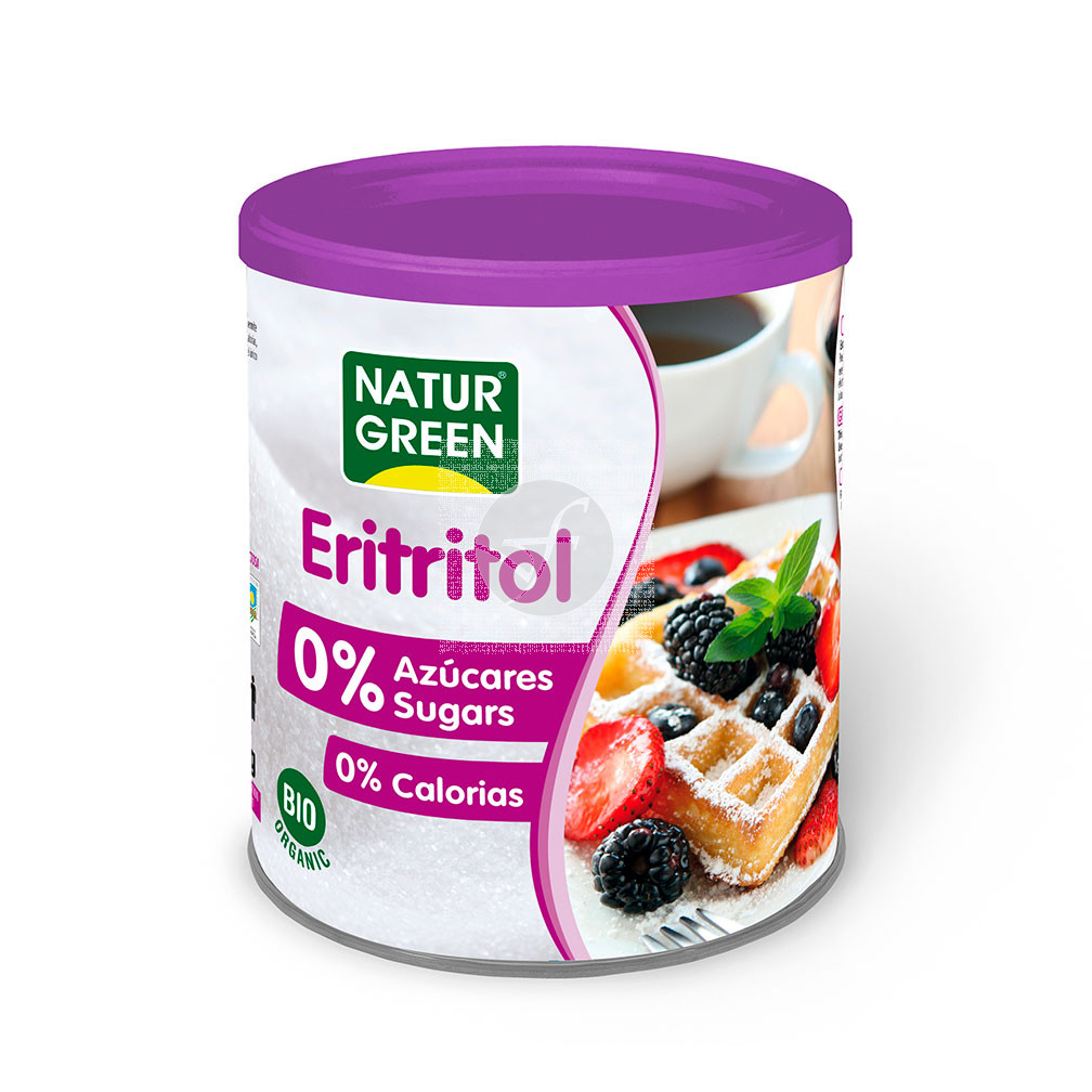 Eritritol Bio 100% Vegetal 500Gr NaturGreen