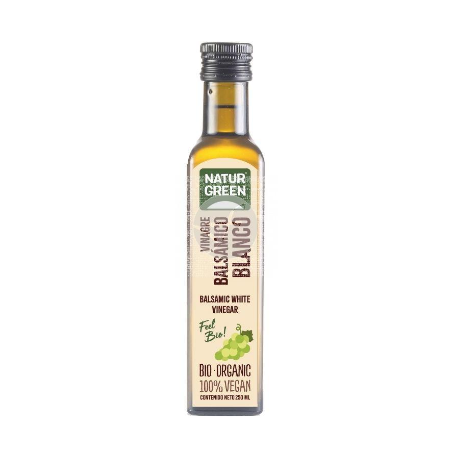 Vinagre Balsamico Blanco Eco 250ml Natur Green