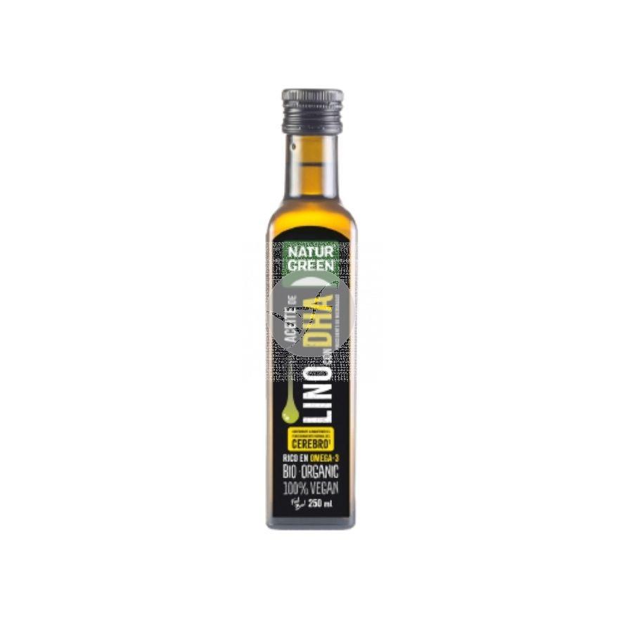 Aceite de Lino con Dha Bio 250 ml Natur Green