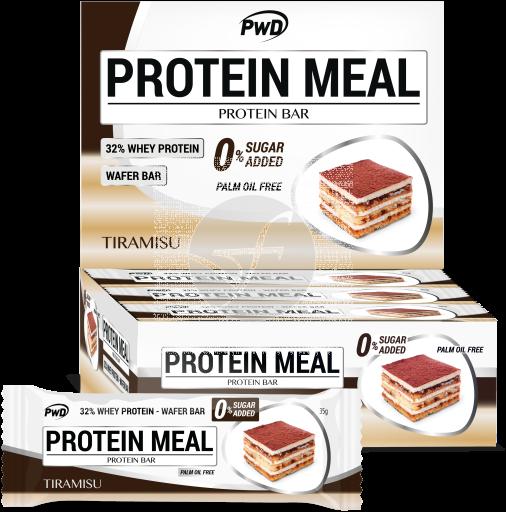Barritas Protein Meal sabor Tiramisu Pwd