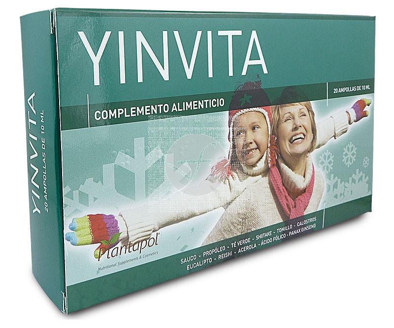 yinvita 20 ampollas PlantaPol