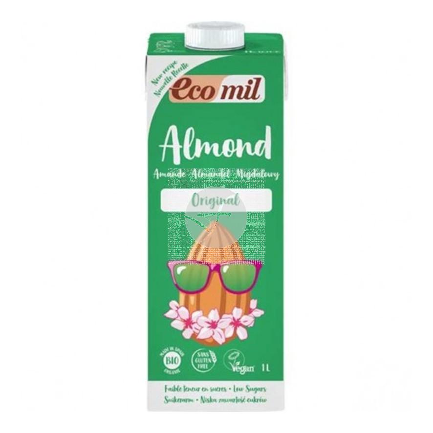 Bebida Vegetal De Almendra con Agave Bio Ecomil