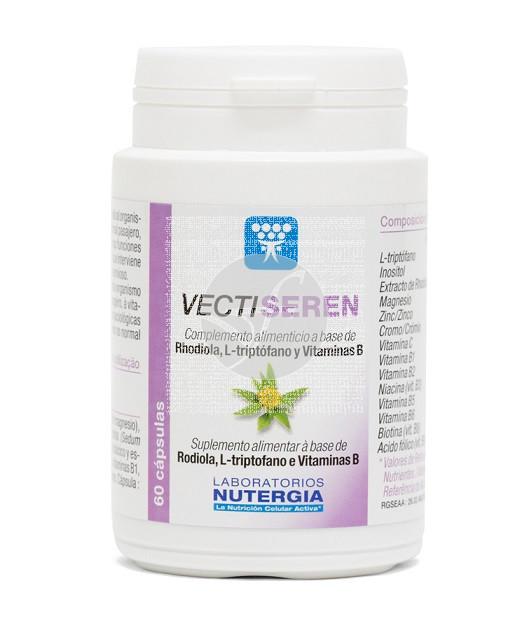 Vecti Seren Equilibrio Emocional 60 capsulas Nutergia