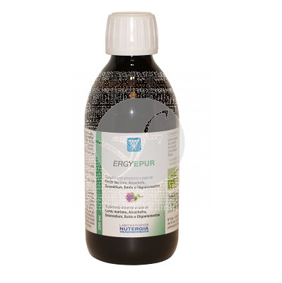Ergyepur Proteccion Hepatobiliar 250ml Nutergia