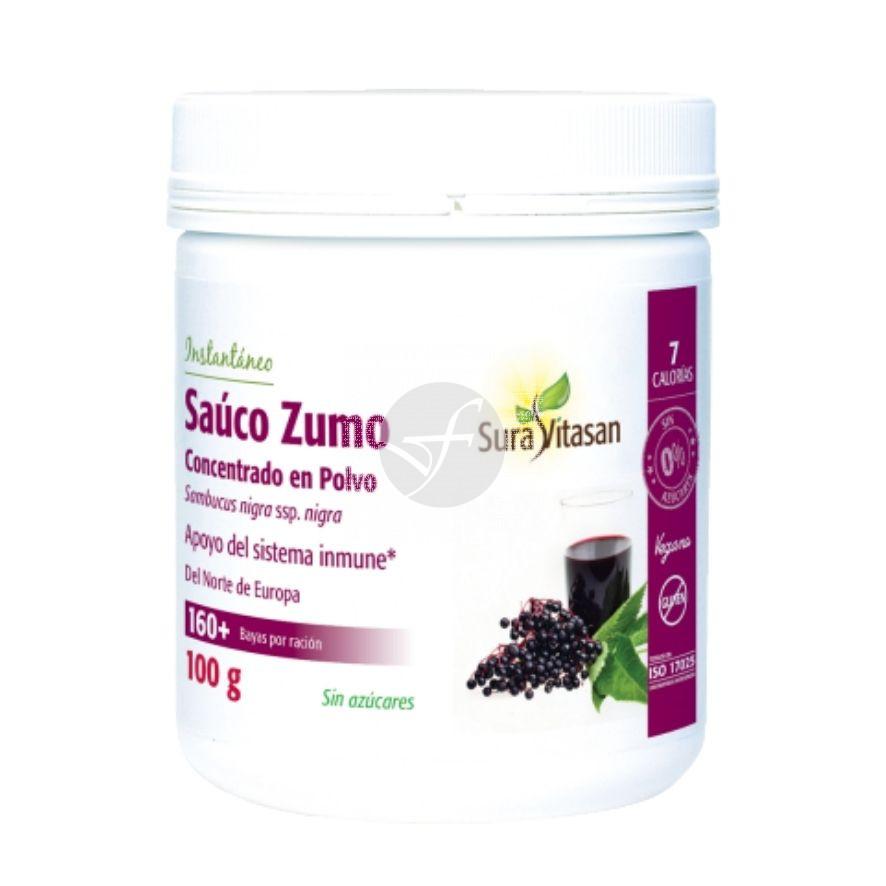 Sauco Zumo en Polvo 100gr Sura Vitasan