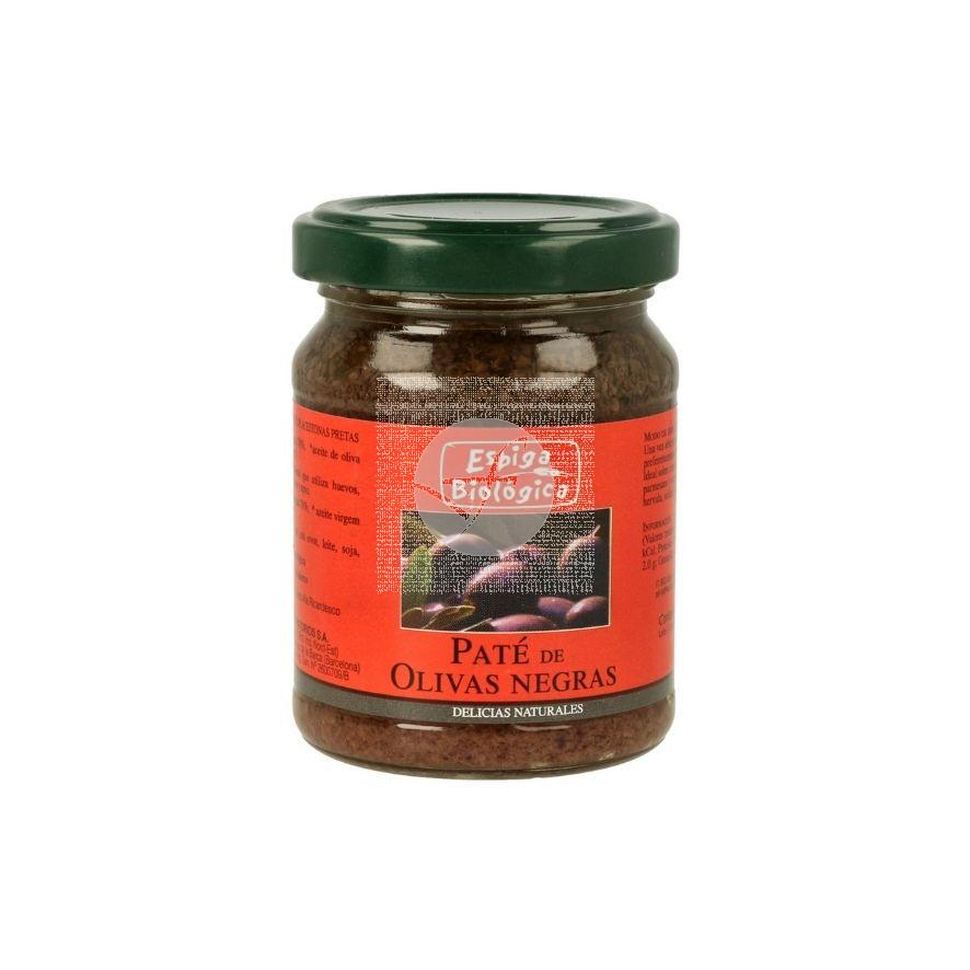 Paté de Olivas Negras Eco Espiga Bio
