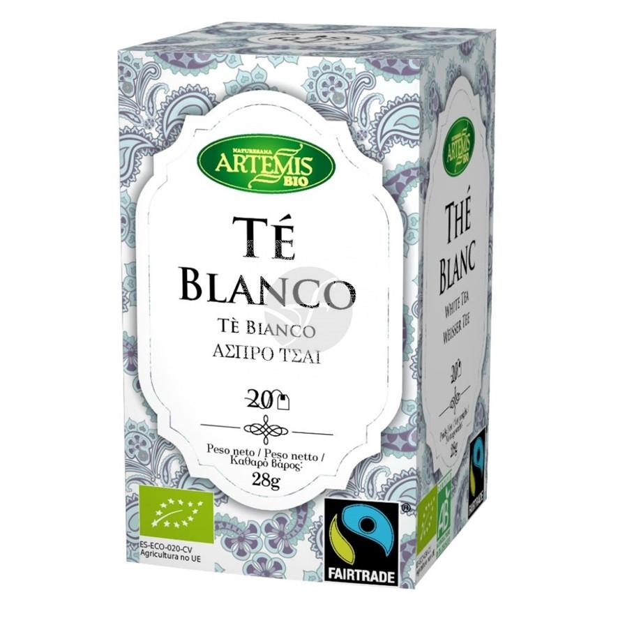 Te Blanco Infusion 20 unidades Eco Artemis
