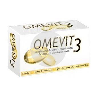 Omevit 3 60 perlas Dieticlar