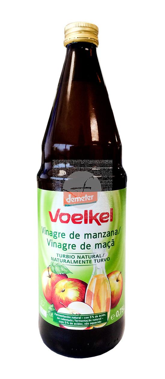 Vinagre De Manzana sin Filtrar Eco Voelkel