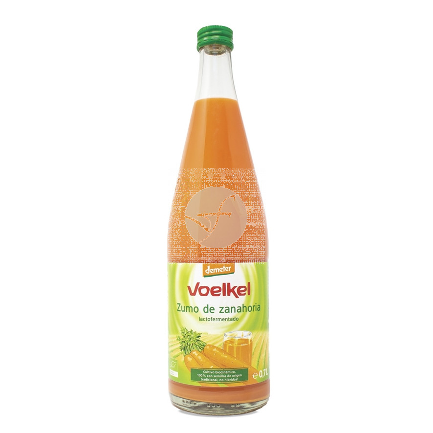 Zumo Zanahoria  lactofermentado Bio Voelkel