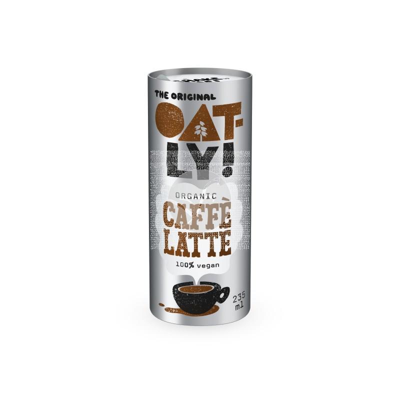 Caffe Latte Bebida De Avena con Cafe Vegan Oatly