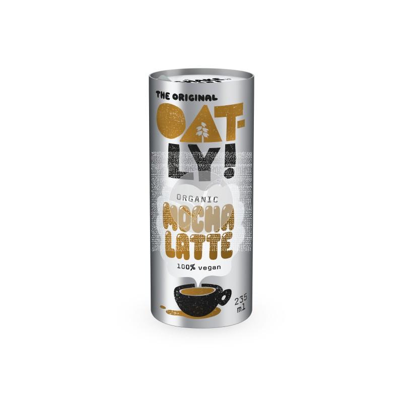 Bebida De Avena con Cafe y Cacao Mocha Latte Oatly